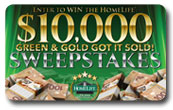 Enter for Your Chance to Win $10,000