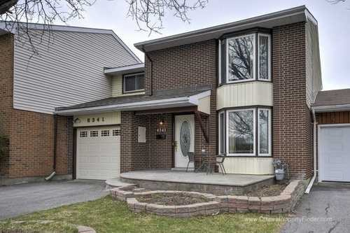 6341 Long Bow  , Ottawa Real Estate