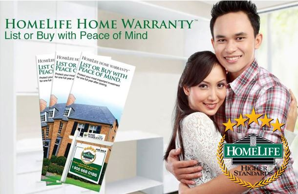 *Ask About Our Exclusive HomeLife Home Warranty Program