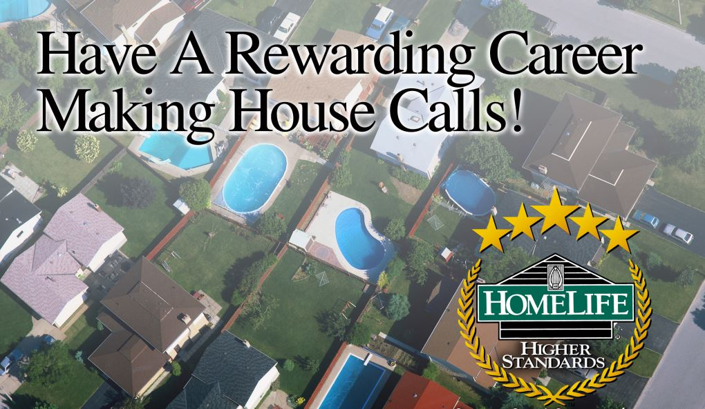 Have A Rewarding Career Making House Calls!